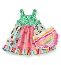 NWT Matilda Jane Adventure 3 6 12 18 24 M Begins Pretty Preschool Dress NEW
