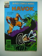 COLLECTION RECIT COMPLET MARVEL N° 32 : DOSSIER SERVAL SEMIC FRANCE 1991 TBE
