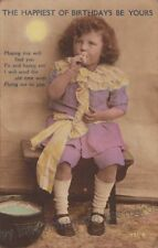 Single Real Photographic (RP) Collectable Children Postcards
