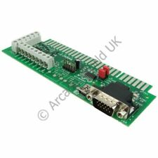 Genuine Ultimarc JPAC PC To JAMMA Cabinet With USB & VGA Cable -New Version