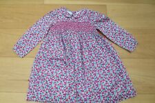 Stunning JoJo Maman Bebe Floral Party Dress Age 3-4