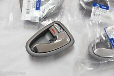 (Fit: Hyundai Verna Accent 2000-2005) Inner Chrome Door Handles 4EA 1Set