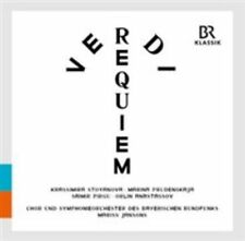 Verdi: Messa Da Requiem  / Jansons; Stoyanova, Pirgu [New CD]