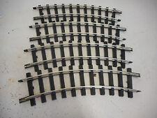 Bachmann G Scale Track 4x Standard Curves R1