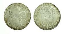 pcc1645_8) Savoia  Vittorio Amedeo II (reggenza, 1675-1680) - Lira - 1676 - AG R