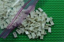 50 X  lego 1 X2  FLAT TILE