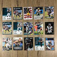PHILADELPHIA EAGLES (31) NFL Card Lot