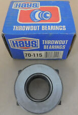 Hays 70-115 Ford Throw-Out Bearing, Retainer Diameter 1.063, 1963-1987