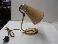 LAMPE DE BUREAU VINTAGE   DECO  ANNEE CINQUANTE 50