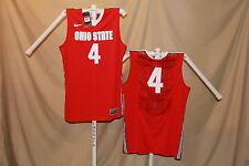 OHIO STATE BUCKEYES #4  Nike Elite BASKETBALL JERSEY   XL   NwT $75 retail  red