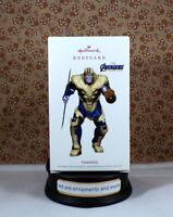 2019 Hallmark Avengers - Thanos Christmas Ornament New