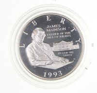 PROOF 1993-S Bill Of Rights - United States Mint HALF DOLLAR Commemorative