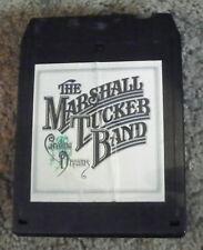 The Marshall Tucker Band  Carolina Dreams   8 Track Cartridge Tape  (RP)