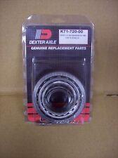 Dexter Trailer Bearing Kit K71-720-00 For 7K Spindle 8 Bolt Hub NEW