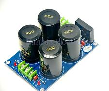 Audio Power Supply Amplifier Board 35A NOVER 10000uf/50V *4 Diode Rectifier