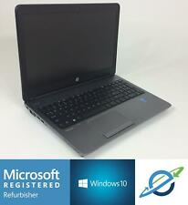HP PROBOOK 650 G1 Intel Core i5-4200M 2.50GHz 256GB SSD 8GB - Windows 10 Pro