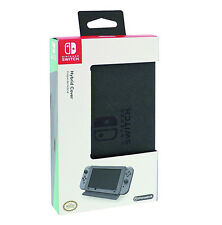 PowerA - Hybrid Cover for Nintendo Switch - Charcoal - 1501063 - New Other!