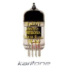 Electro harmonix 12AX7 (ECC83) amp valve (tube) premium testé eh