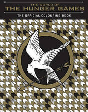 Good, The World of the Hunger Games: The Official Colouring Book, Scholastic,, B