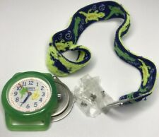 Pre owned Green Needs new battery Kids My First Timex Gecko indglo
