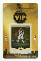 2017 Panini National VIP 1 of 1 Studio Russell Westbrook Thunder