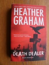 Heather Graham The Death Dealer 1st ed SIGNED First edition SC