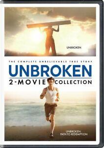 Unbroken: 2-Movie Collection [New DVD] 2 Pack