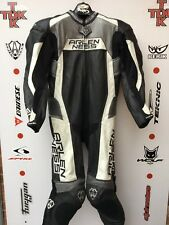 Arlen Ness 9473 Race Dept One Piece race leathers with hump uk 46 euro 56