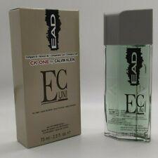 EAD EC UNI Men Cologne Spray 2.5 fl oz. Designer inspired CK
