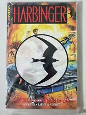 HARBINGER: CHILDREN OF THE EIGHTH DAY TPB 1992 VALIANT POLYBAGGED WITH ISSUE #0!