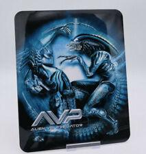 AVP Alien Vs Predator - Glossy Bluray Steelbook Magnet Cover (NOT LENTICULAR)