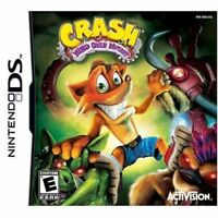 Crash: Mind Over Mutant (Nintendo DS, *Cartridge Only*) Ships within 12 hours!!!