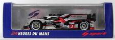 Voitures des 24 Heures du Mans miniatures Spark pour Audi