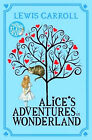 Alice's Adventures in Wonderland by Lewis Carroll MacMillan Childrens Book
