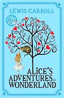 Alice's Adventures in Wonderland by Lewis Carroll MacMillan Childrens Book