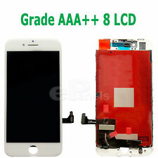 """iPhone 8 A1863 4.7"""" Replacement Touch Screen Digitizer Glass LCD Assembly White"""