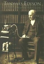 Images of America: Thomas Edison: the Fort Myers Connection by Irvin D. Solom...