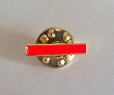 Rappel de boutonnière émaillé pour chevalier de la Légion d'honneur, 17 x 3 mm.