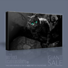 CHESHIRE CAT CANVAS ART FROM ALICE IN WONDERLAND VERY POPULAR PRINT Art Williams