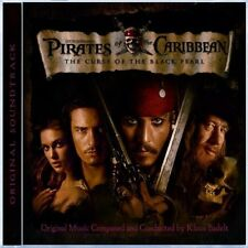 Pirates Of The Caribbean - Klaus Badelt (2003, CD NIEUW) Music BY Klaus Badelt