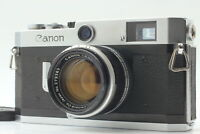 [Exc+5] Canon P Rangefinder Film Camera 50mm F1.8 L39 Lens From JAPAN