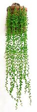 Artificial Plastic Plants Set of 4 Beads Hangings