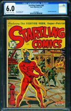 Startling Comics #35 CGC 6.5-1945- Schomburg ANTI-JAPANESE 2097308001