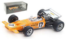 Spark S4844 McLaren M14A #17 6th French GP 1970 - Dan Gurney 1/43 Scale