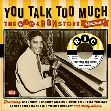 You Talk Too Much: The Ric & Ron Story Volume 1 (CDCHD 1390)