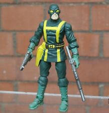 Toybiz Marvel Legends Hydra soldado Boca Cerrada completo diseñador de ejército