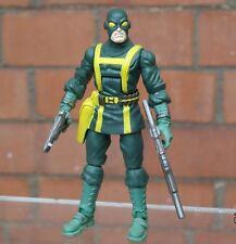 Toybiz Marvel Legends Hydra Soldier bouche fermée complet Army Builder