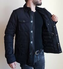 BURBERRY LONDON MEN'S QUILTED JACKET SIZE M