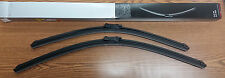 2009 TO 2016 Audi Q5 FRONT Factory Windshield Wiper Blades - Set of 2 -8R1998002