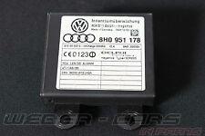 8H0951178 Audi A4 S4 RS4 8H Cabriolet Control Unit Motion Rear Alarm Dwa